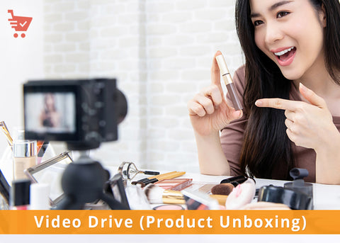 Video Drive (Product Unboxing)