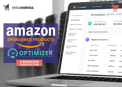 Amazon SP Optimizer (3 Months)