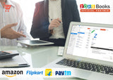 Zoho Books-Amazon/Flipkart/Paytm/Shopify Accounting