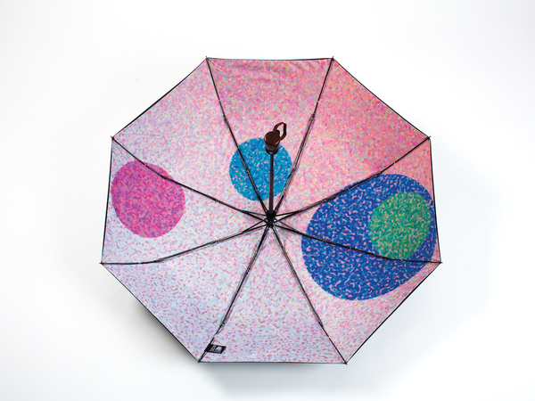 DOTS -  -  Compact Umbrella, Gift Box Included - zontjkdesign