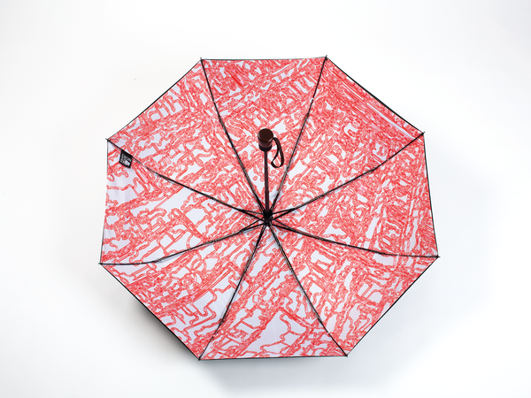 INFINITY -  Compact Umbrella, Gift Box Included - zontjkdesign