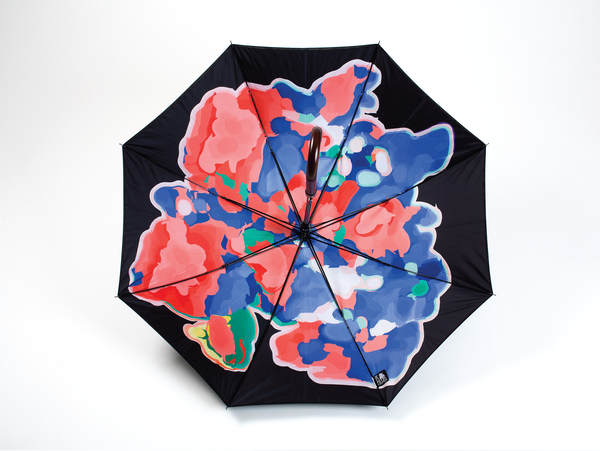 WONDERFUL CLOUD - Straight Art Umbrella - zontjkdesign