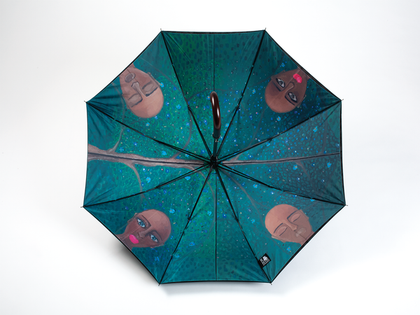 WE ARE - Straight Art Umbrella - zontjkdesign