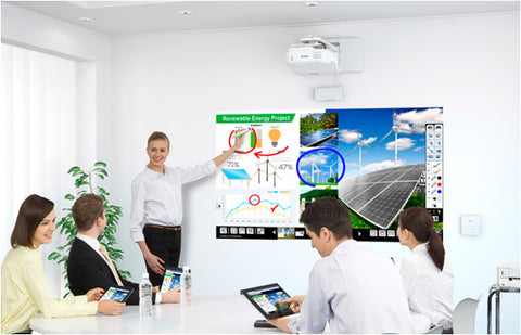 Epson Interactive Projector Electronic Whiteboards