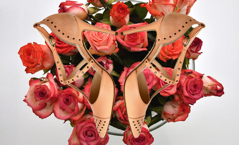 Amal Ladies Italian Shoes