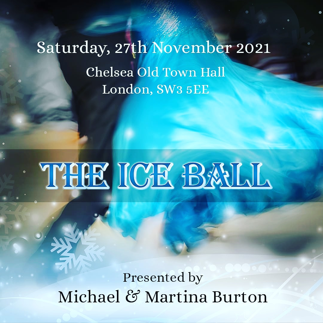 The Ice Ball, Saturday 27th November 2021 at Chelsea Town Hall