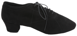 Roma Men's Latin Dance Shoes Suede - Anita Flavina