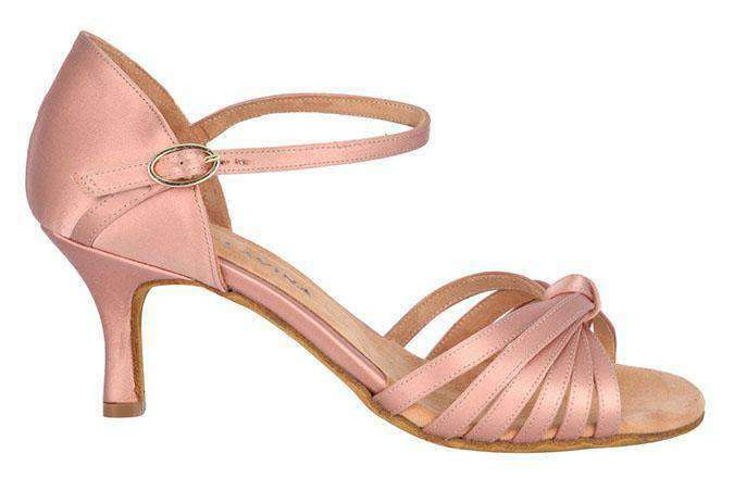 Kristi Ladies Latin Dance Shoes - Anita Flavina