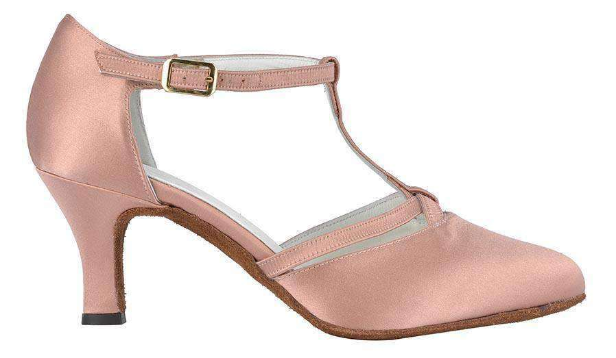 Stefania Ladies Social Dance Shoes - Anita Flavina
