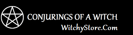 Conjurings Of A Witch