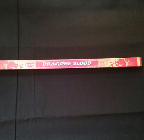 DRAGON'S BLOOD INCENSE 8-Ct.