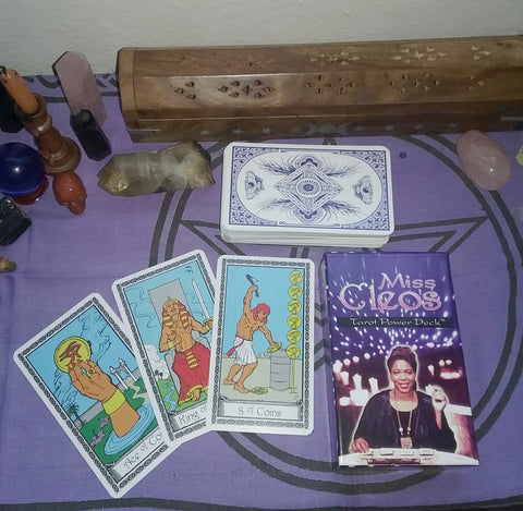 MISS CLEO'S POWER DECK