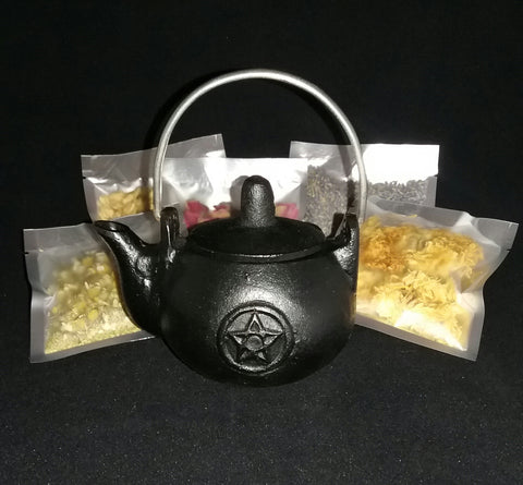 TEA KETTLE KIT