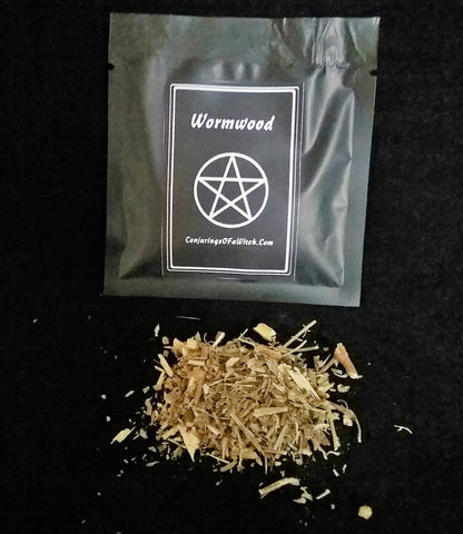 WORMWOOD SPELL SIZE  PACK