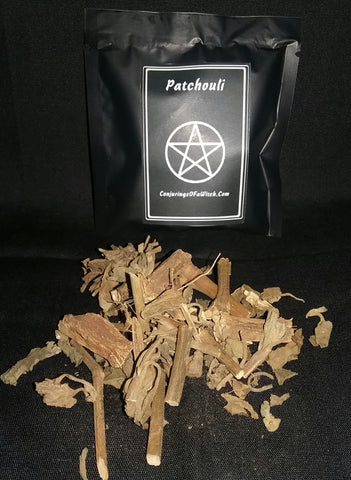 PATCHOULI SPELL SIZE PACK