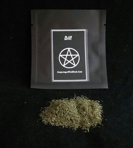 DILL SPELL SIZE  PACK