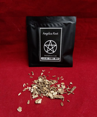 ANGELICA ROOT CHIPS SPELL SIZE PACK