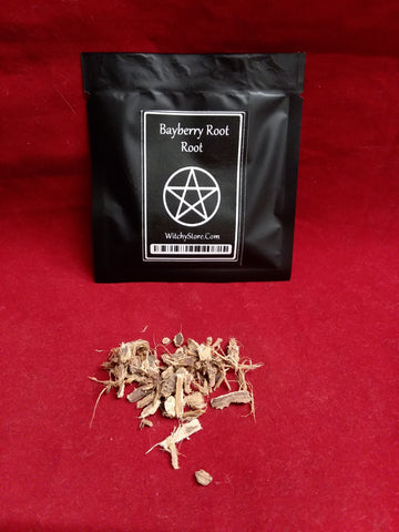 BAYBERRY ROOT BARK SPELL SIZE PACK