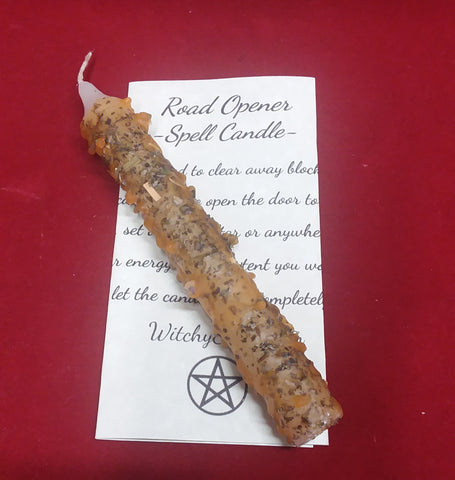 ROAD OPENER SPELL CANDLE