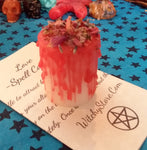 LOVE SPELL VOTIVE CANDLE
