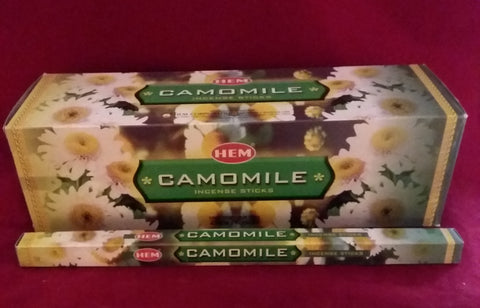 CHAMOMILE INCENSE  8-ct