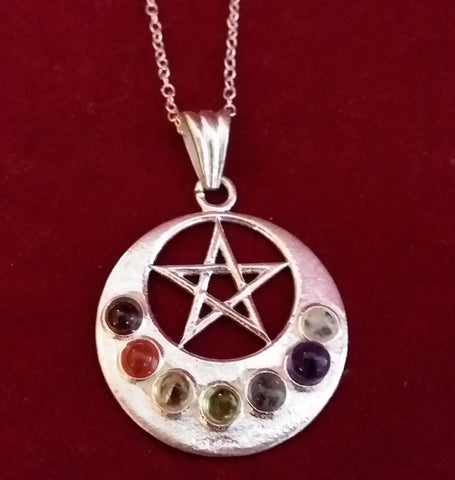 PENTACLE NECKLACE 109