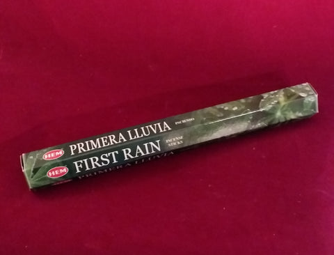 FIRST RAIN INCENSE 20-ct