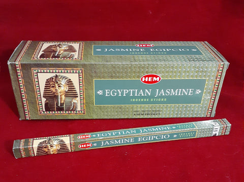 EGYPTIAN JASMINE INCENSE 8-ct