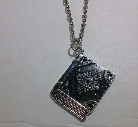 BOS BOOK OF SHADOWS NECKLACE