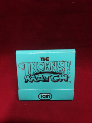 INCENSE MATCHBOOK