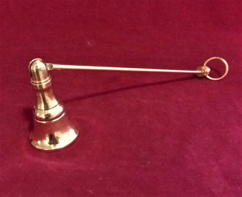 CANDLE SNUFFER (HANGING)