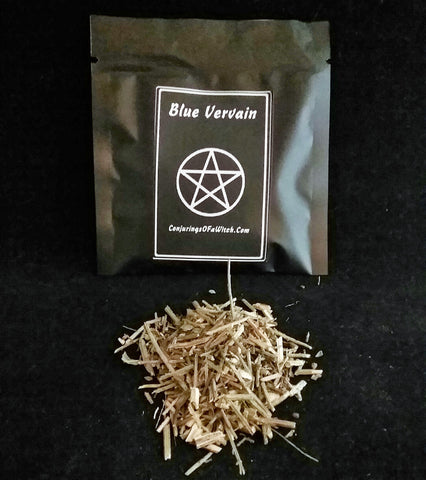 BLUE VERVAIN SPELL SIZE  PACK