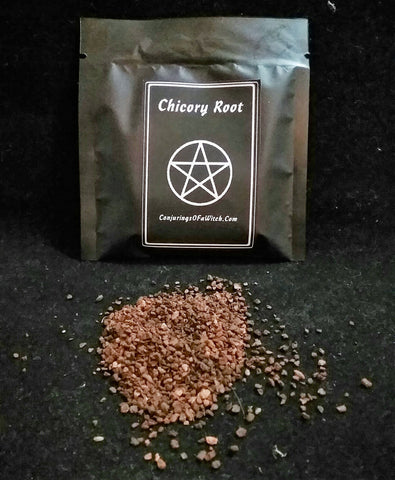CHICORY ROOT SPELL SIZE PACK