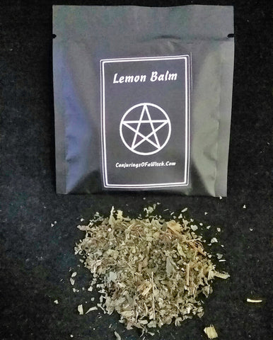 LEMON BALM SPELL SIZE PACK