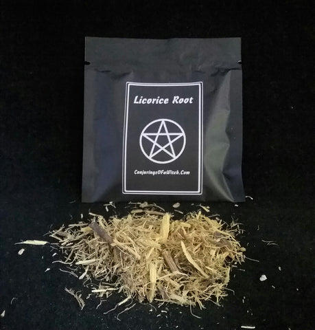 LICORICE ROOT SPELL SIZE PACK