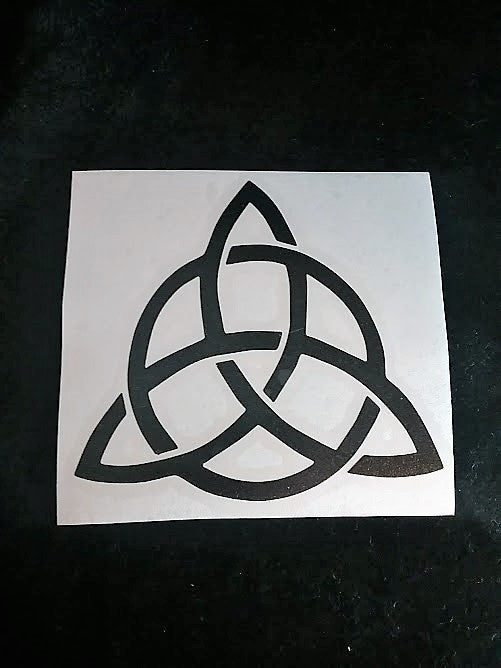 Tiquetra Sticker Decal Conjurings Of A Witch