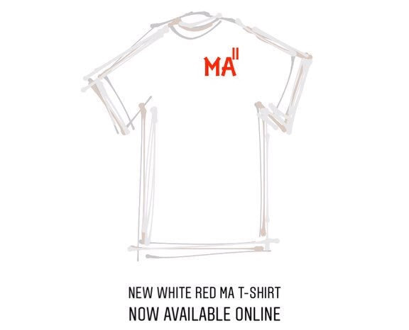 MAMAGASEHOME RED MA T-SHIRT