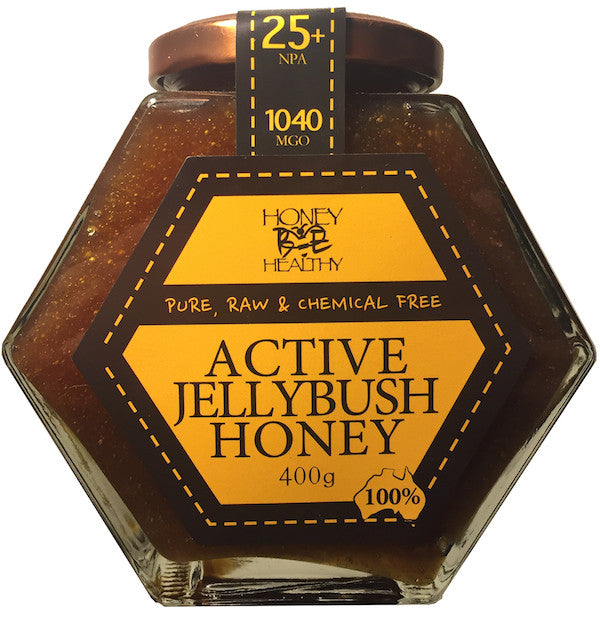 Australian Active Honey, Honey Bee Healthy, Manuka Honey