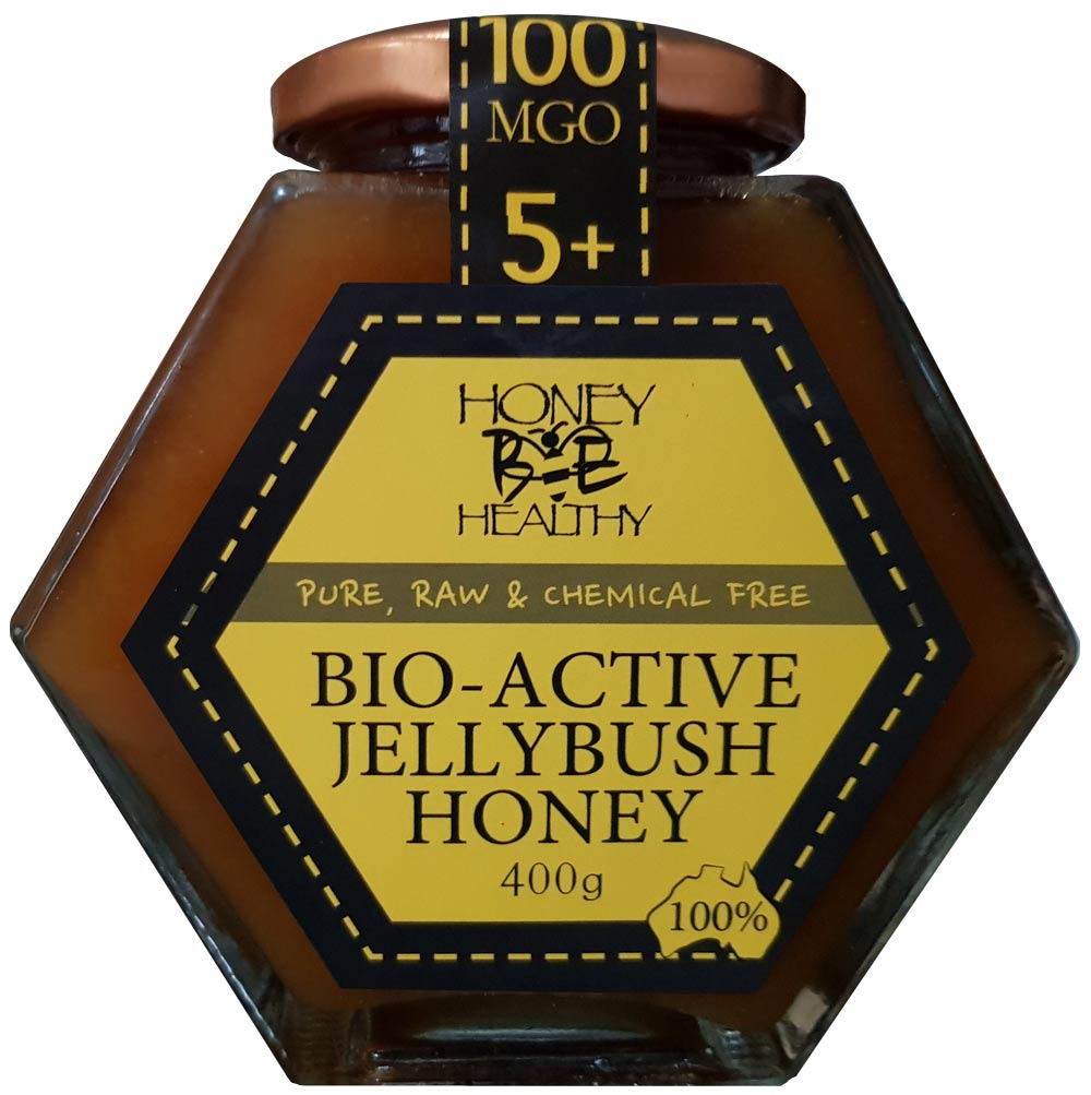 Bio Active Manuka Honey 5+ (MGO 83+) 400grams