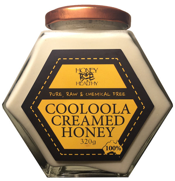 Australian Honey, Honey Bee Healthy, Healthy Honey, Creamed Honey