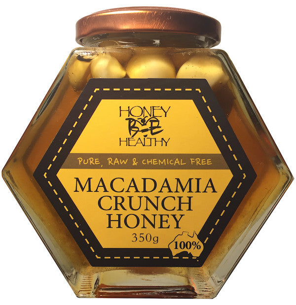 Australian Honey, Honey Bee Healthy, Healthy Honey, Macadamia Honey
