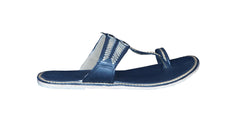 Women Flat Fancy Kolhapuri Chappal