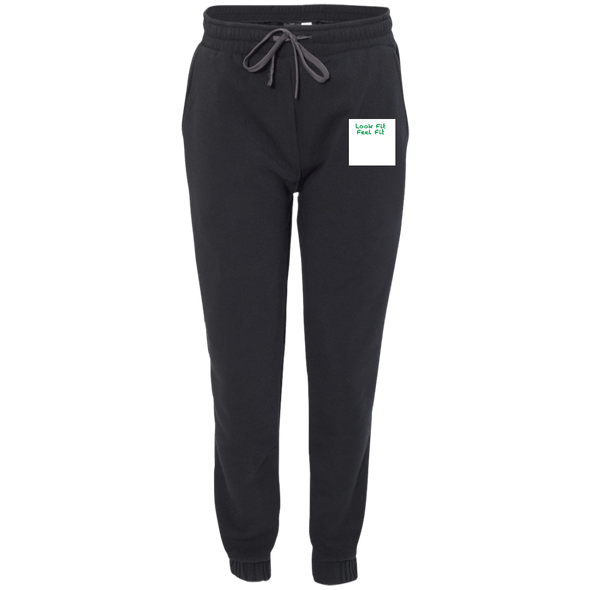 Ladies Joggers Look Fit Feel Fit