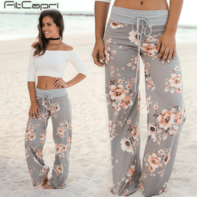 FitCapri Choices Sweats