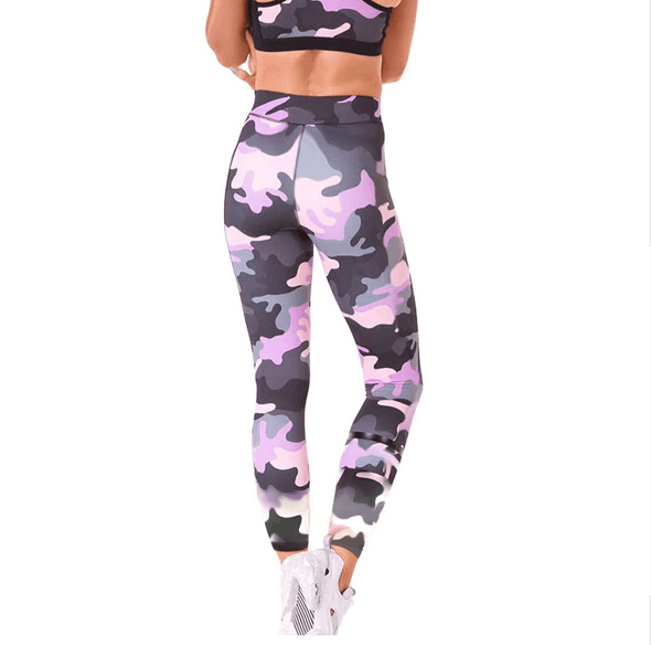Urban Camouflage Leggings