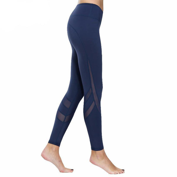 Flow Line Leggings-FitCover Collective