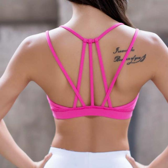 Venus Push Sports Bra-FitCover Collective