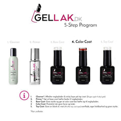 Gellak.dk Color Coat 15 ml | No. MG44 Color Coat GLDK Gellak.dk