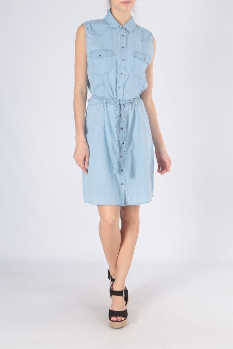 D829 Summer jeans dress en andere Jurken van R.Display