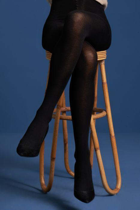 Tights Modal (zwart of blauw) van King Louie
